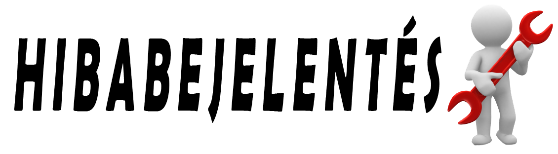 Hibabejelentés